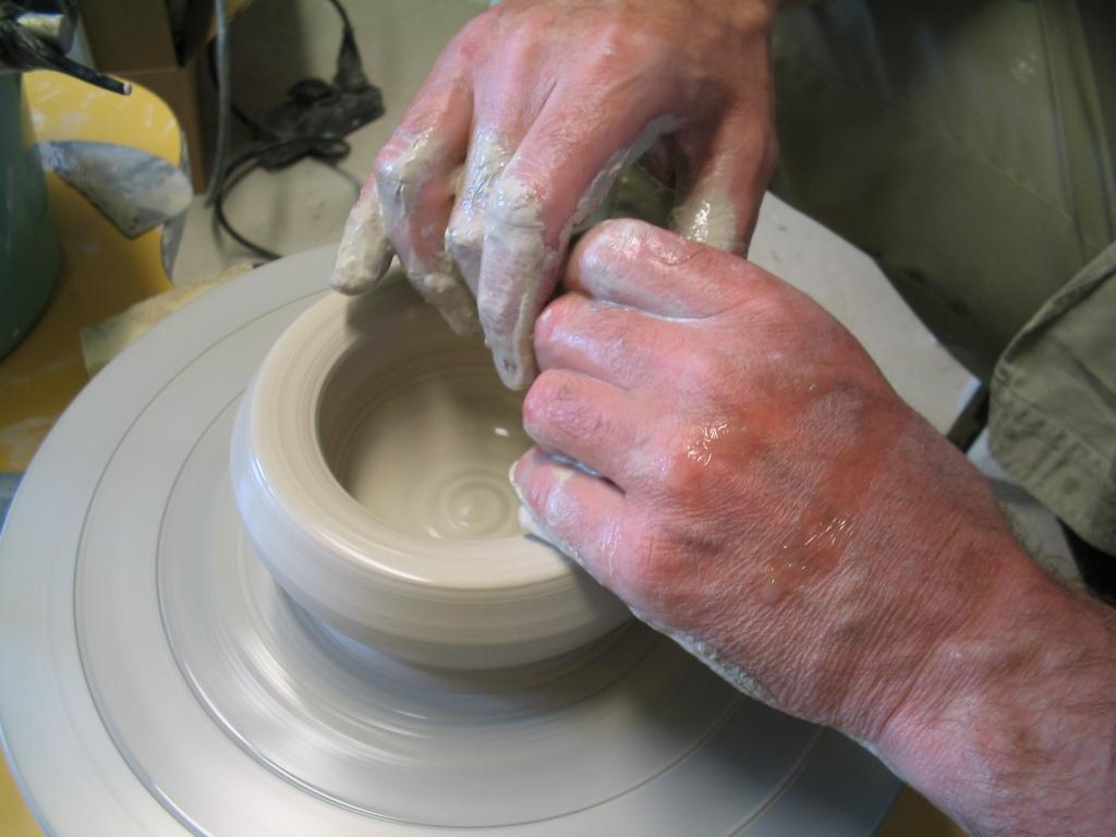 chris white ceramics